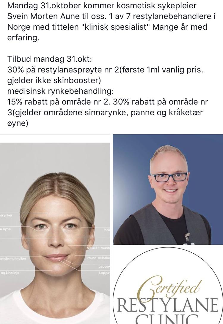 område nummer norge
